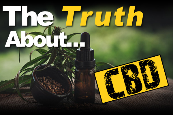The Truth About CBD With Dr. Mike T. Nelson
